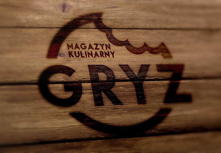 Gryz branding identity